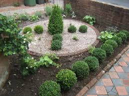 Small Picture Incredible Front Gardens Designs With Massive Green Bush Shrub