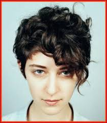 Thick Short Curly Hairstyles 329343 Fascinating Short Haircut For