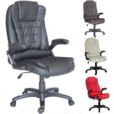 best choice s executive ergonomic heated vibrating computer desk office massage chair black heated office chair massage office chair black