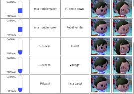 Your hair style and color in animal crossing: The Town Of Segacoa Shoutatunes I Found This Really Great Acnl Hair