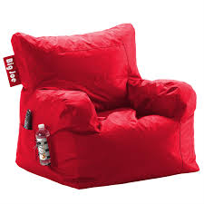 bean bag chairs for adults. Furniture. Red Microfiber And Foam Adult Bean Bag Chair Sofa With Backrest Armchair Chairs For Adults I