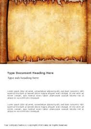 Scroll Template Microsoft Word Word Scroll Template Magdalene Project Org