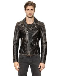 belstaff arlingham washed leather biker jacket black men clothing belstaff motorcycle belstaff motorcycle