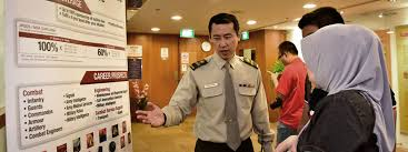army careers our careers officers diploma saf polytechnic sponsorship ewos mdes