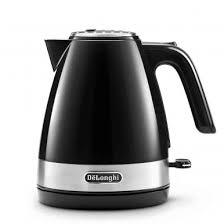 <b>Чайник DeLonghi KBLA</b> 2000 BK Active Line - купить в магазине ...