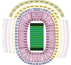 Lambeau Field Seating Chart Green Bay Packers Seating Chart Packersseatingchart Com