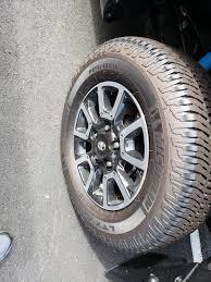Michelin Light Truck Tires Ltx At2 Tundra Michelin Ltx A T2 Tacoma World