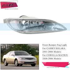Zuk Fog Light Fog Lamp Front Bumper Light For Toyota Corolla