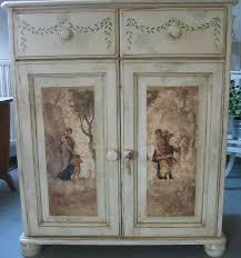 diy decoupage furniture. Decoupage On Furniture | Flickr - Photo Sharing! Diy