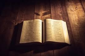 Image result for Bible on Desk
