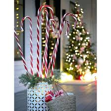 Plastic Candy Cane Decorations outdoor candy cane decorations dynamicpeopleclub 13