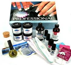 professional acrylic nail starter kit. out the door professional starter kit professional acrylic nail starter kit o