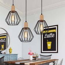pendant lighting bar. Wood Pendant Light Modern Ceiling Lights Bar Black Lamp Kitchen Lighting L