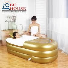 large inflatable bathtub