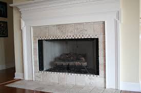 ceramic tile fireplace surround for great glass tile fireplace surround