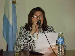Resultado de imagen para maria celia gianini site:tejedornoticias.com.ar