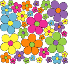 on wall art flower power with flower power in about an hour using wall decals