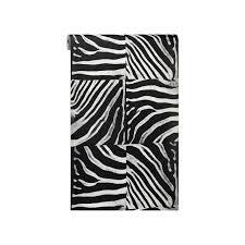 Behang Vliesbehang Zebra Zwartwit Voor 2200 Koop Online Bij