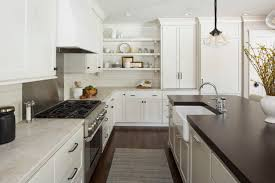 modern farmhouse kitchen design. View In Gallery Soft And Subtile Farmhouse Style Kitchen Modern Design O