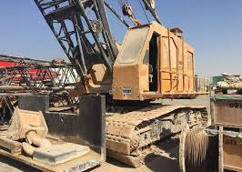 Link Belt Ls408 Lwj 100 Tons Crawler Crane Dawood Ahmed Co