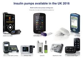 Insulin Pump Comparison Chart Insulin Pumps Available In The Uk