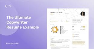 Copywriting Examples Copywriter Resume Example And Guide For 2019