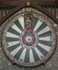 winchester round table a meval replica of king arthur s