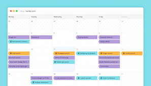 New Wrike Calendars A Unifying Real Time Window Across