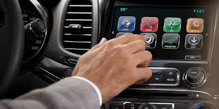 Chevrolet MyLink: Take Control Of Your Vehicle's Technology ...
