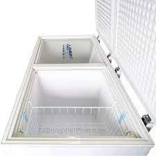 Tủ đông Hòa Phát 300l HCF 656S2N2, 2 ngăn đông mát