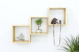 cube wall shelves cube wall shelves set of three solid oak square shelves cube wall shelves cube wall shelves