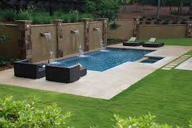 Backyard Design With Pool Interesting Ideas