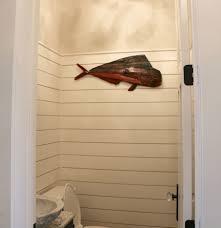 using shiplap walls