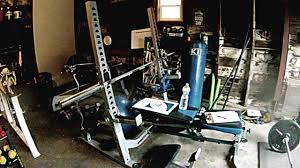 strength 509 gym equipment nautilus bench press more