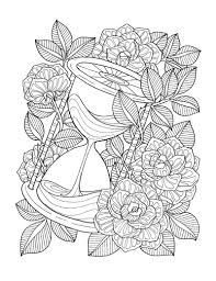 2106 Coloring Book Agenda Ink On