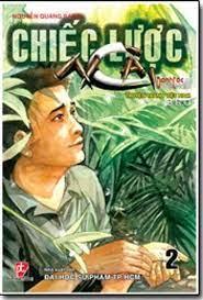 Truyện Tranh Việt Nam - Chiếc Lược Ngà (Tập 2)