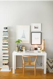 white wood office desk. Cool Ikea Linnmon White Office Desk Table How To Style A Wood Chair