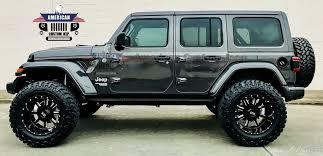 amazing 2018 jeep wrangler custom unlimited sport jl utility 4 door 2018 sport used 3 6l v6 24v automatic suv 2018