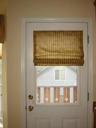 Front Door Window Blinds Magnetic For Steel Doors Treatments Front
