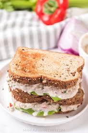 The Best Tuna Salad Recipe - My ...