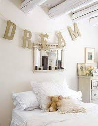 Shabby Chic Bedroom Mirror Shabby Chic Look For Kid Bedroom With White Bedding And Mirror And