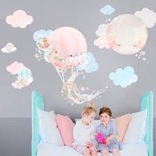 girl wall decals