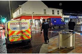 santander bank jobs security van targeted outside santander bank branch in botched