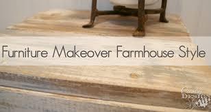 farmhouse style furniture. furniture makeover farmhouse style fp country design countrydesignstyleocm d