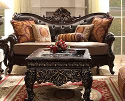 Imperial Coffee Table Hd 3630 Homey Design Imperial Loveseat