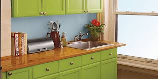I have dake paneling on one wall of my living room, it's the inside wall with the fireplace there as well. 10 Ways To Redo Kitchen Cabinets Without Replacing Them This Old House