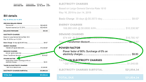 Bc Hydro Organization Chart Your Power Factor What It Is And How To Reduce It