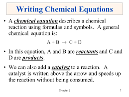 writing equations chemistry jennarocca