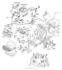 Troy bilt 13103 13 5hp ltx hydro lawn tractor s n 131030100101 rh jackssmallengines