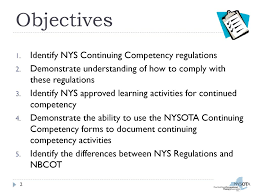 Nbcot Ceu Chart Continuing Competency Ppt Download